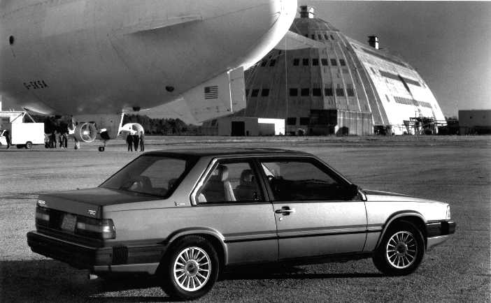 Welcome to the Volvo Coupé Bertone Homepage!