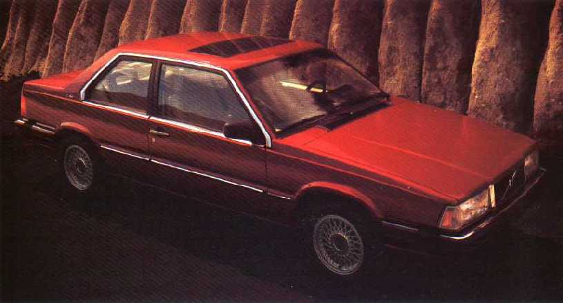 Volvo >> Welcome to the Volvo Coupé Bertone Homepage!