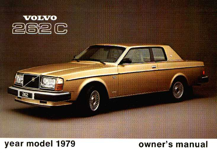 Welcome To The Volvo Coup 233 Bertone Homepage